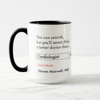 Custom Gift for Cardiologist Mug