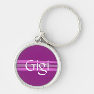 Custom Gigi Keychain