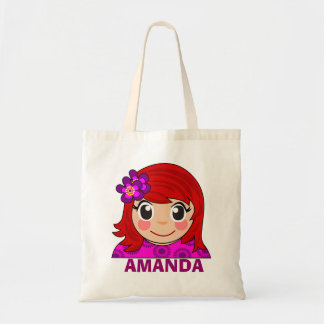 custom girly bag