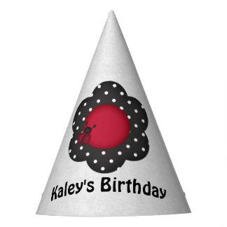 Custom Girly Birthday Party Hat