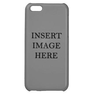 Custom Glossy iPhone 5C Case Template DIY