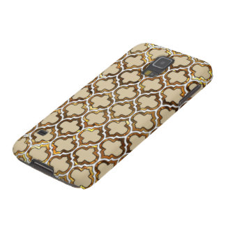 Custom Gold Lattice Effect Phone Case, see notes. Case For Galaxy S5