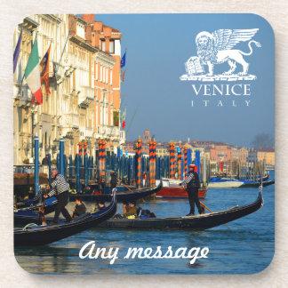 Custom Gondola Picture - Venice, Italy Coaster