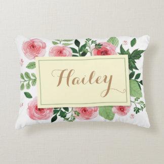 """Custom Grade A Cotton Accent Pillow 16"""" x 12"""""""