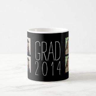 Custom Graduation Mug with 8 Grad Photos