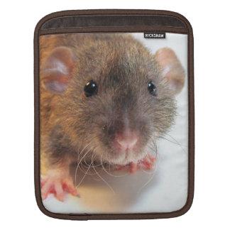 Custom Granite Rat iPad Sleeve
