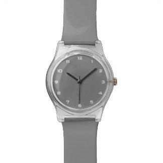 Custom Grey May28th Watch
