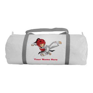 Custom Gym Bag -Martial Arts Design