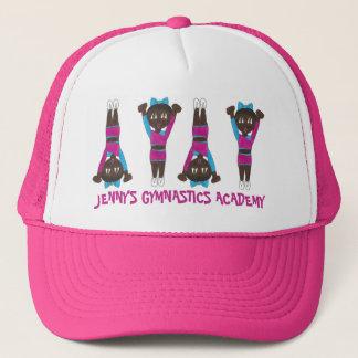 Custom Gym Gymnastics Academy Dance Studio Acrobat Trucker Hat