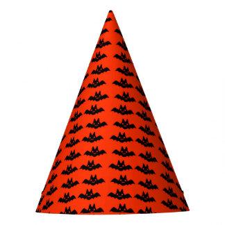 Custom Halloween Bats Party Hat