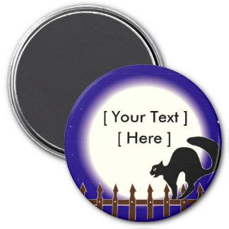 Custom Halloween Magnet