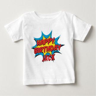 CUSTOM HAPPY BIRTHDAY | T-SHIRT