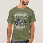 Custom Harley Indian Motorcycle Classic Legend T-Shirt