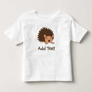 Custom Hedgehog Kids Top