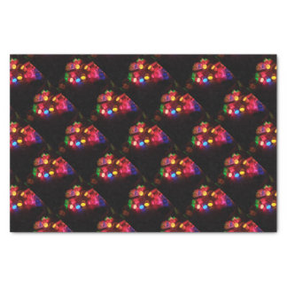 Custom Holiday Gift Wrapping Tissue Paper