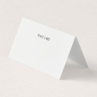 Custom Horizontal Tent Fold Folded Card $14.95 per