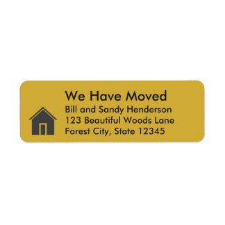 Custom House We Have Moved Moving Announcement