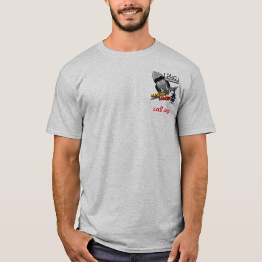 Custom Hungry Hunter T-Shirt