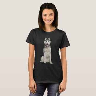 Custom Husky T-Shirt