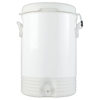 Custom Igloo Beverage Cooler - Five Gallon