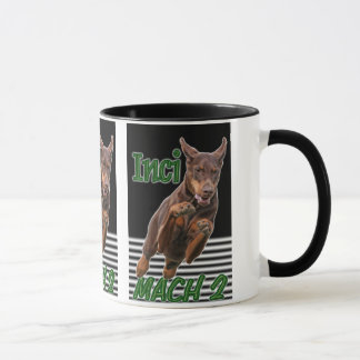 Custom Inci MACH 2 design Mug