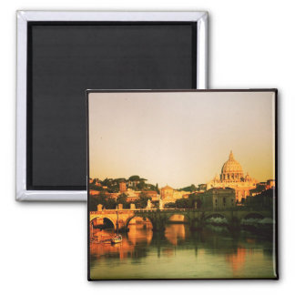Custom Instagram Travel Photo Keepsake Magnet
