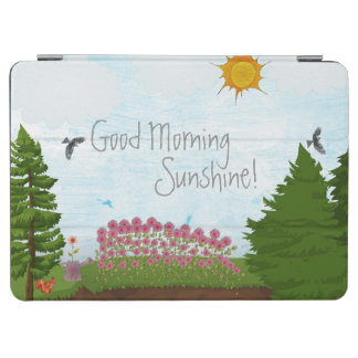 Custom iPad Air-Air2 Cover-Good Morning Sunshine iPad Air Cover