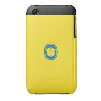 Custom iPhone 3G/3GS Case chiquita banana style