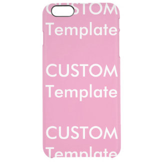 Custom iPhone 6/6s PLUS Clearly™ Deflector Case
