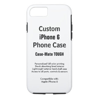 Custom iPhone 7 Tough Phone Case