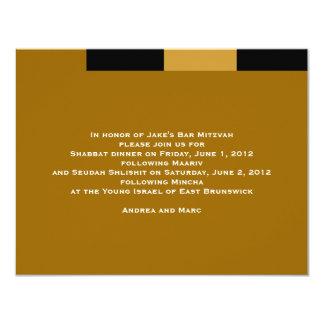 Custom Jake Dinner/ Seudah Card 2