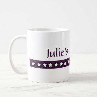Custom Julie Cup of Tea