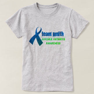 Custom Juvenile Arthritis Awareness T-Shirt