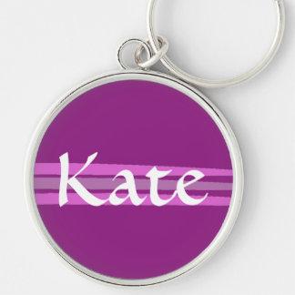 Custom Kate Keychain