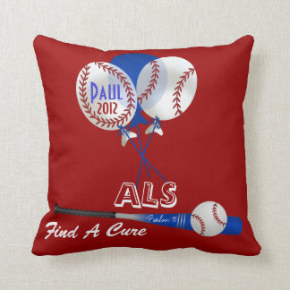 Custom Keepsake Family & Friends Autograph Pillow