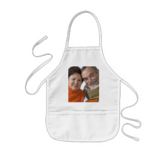 Custom Kids Apron with Photo