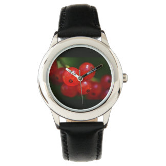 Custom Kids Berries Watch By Zazz_it