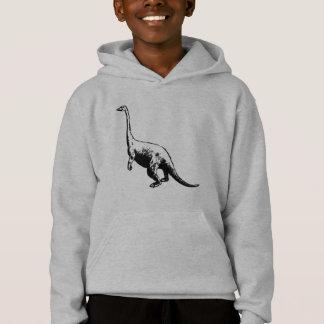Custom Kids' Dino Hanes ComfortBlend® Hoodie