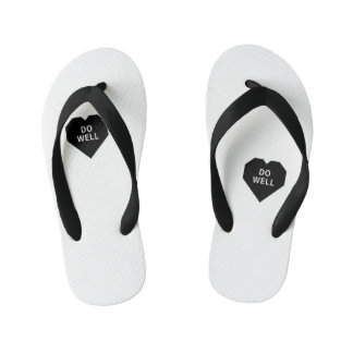 Custom Kid's Flipflops
