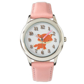 Custom Kids Fox Watch 1079 By Zazz_it