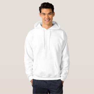 Custom Large Hooded Sweatshirt