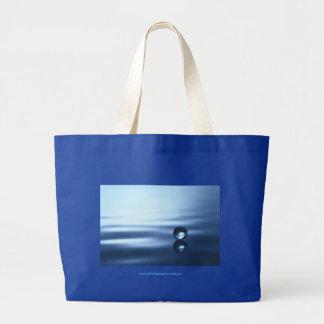 Custom Large Tote Bag The Drop