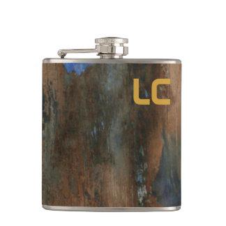 custom LC aged paint texture Flasks