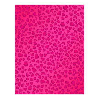 Custom Leopard Print  Paper