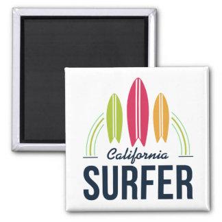 Custom Location Surfer magnet