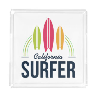 Custom Location Surfer trays