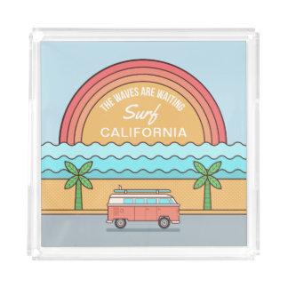 Custom Location Surfer trays