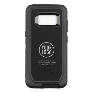 Custom Logo Branded OtterBox Defender Samsung Galaxy S8 Case