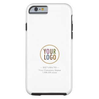Custom Logo Branded Tough iPhone 6 Case
