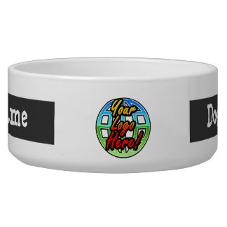 Custom Logo Corporate Gift Dog Bowl